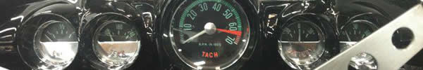 Corvette Tachometer - Request Detail Service