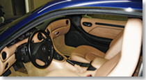Interior Car Detail Services