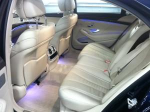 Mercedes interior-2