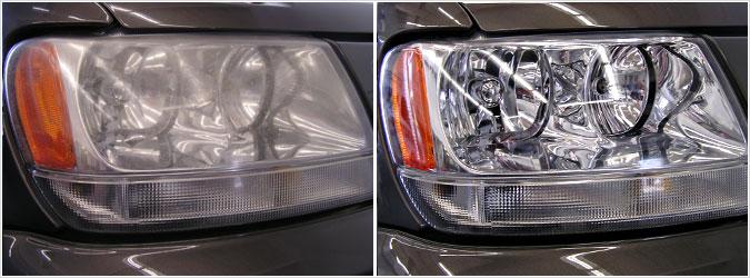 Headlight Repair and Restoration Seattle WA | Seattle Auto Detail