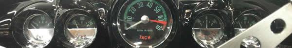 Corvette Tachometer - Request Detail Service