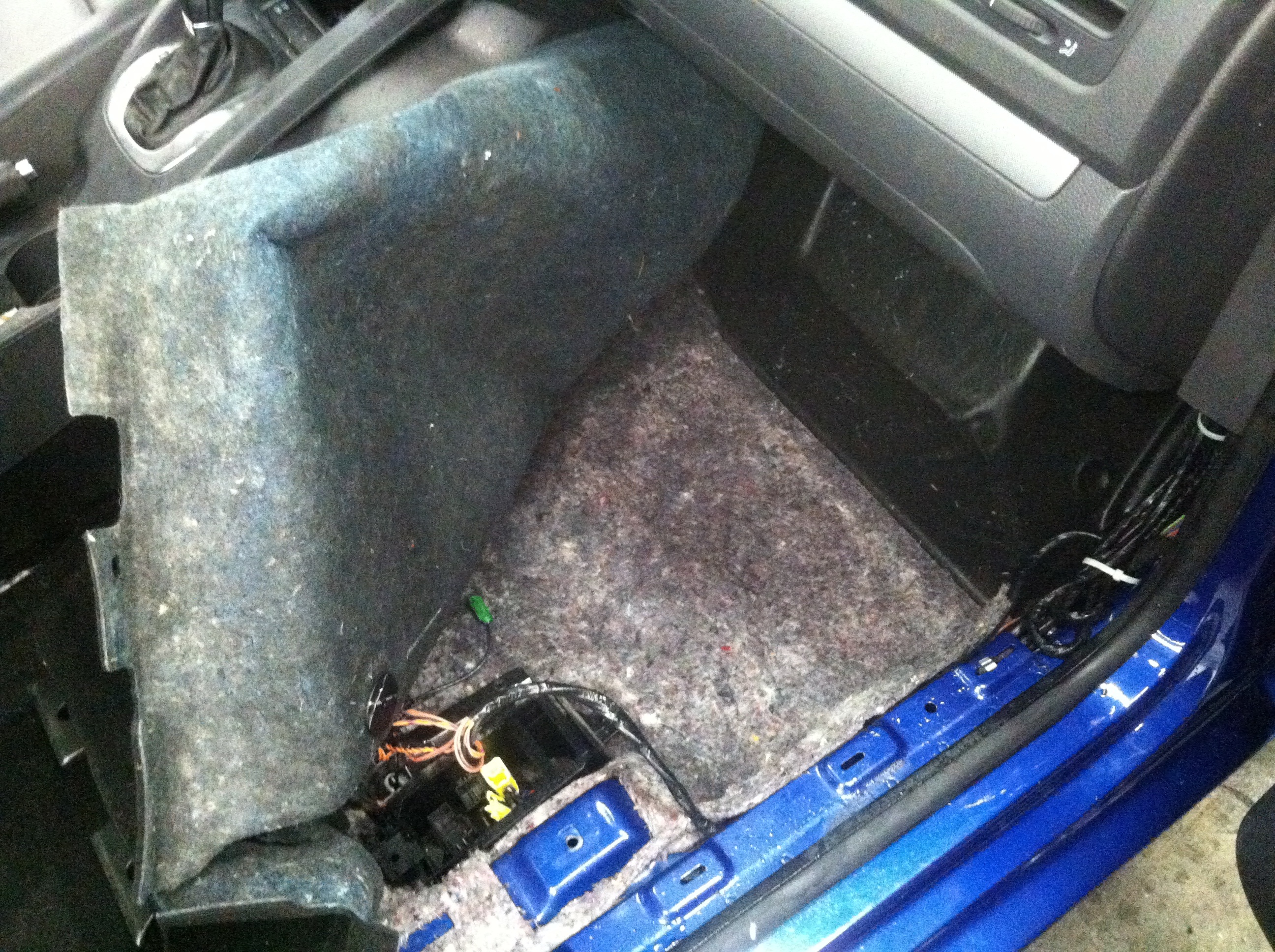 Car Water Damage Repair And Restoration Seattle Auto Detail Vehicle Wiring Specialists Vw26 Wet Insulation