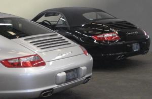 2 Porsches